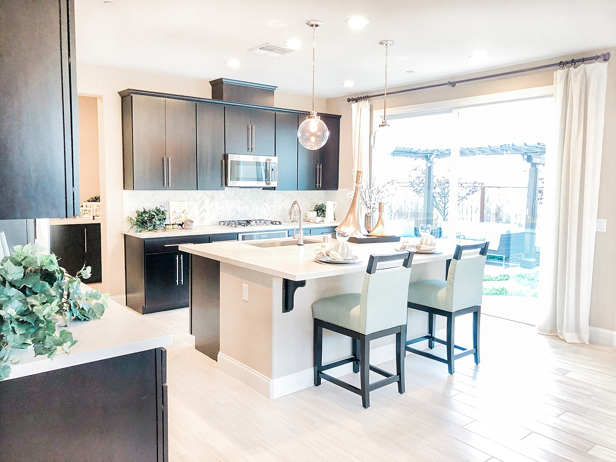 Model Home - Life in Sonoma Wine Country